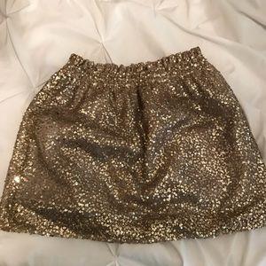J. Crew Skirts - J. Crew sequin skirt